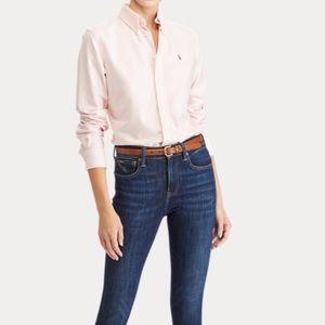 Ralph Lauren Striped Oxford (slim fit)